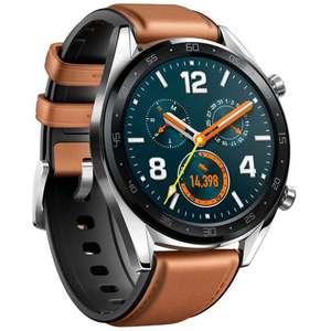 (Belsimpel) Huawei Watch GT Zwart (Bruin, Zwart)