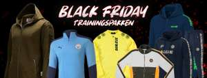 Black Friday early acces Soccerfanshop tot 50% korting