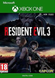 Resident Evil 3 Remake (inclusief Resident Evil Resistance) @ Xbox Store