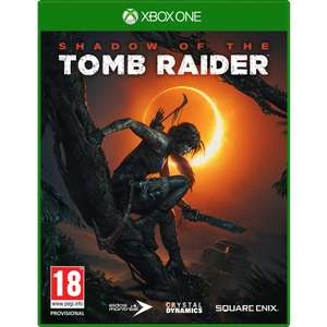Shadow of the Tomb Raider (Xbox One) @ Intertoys (Winkels)