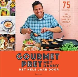 Gratis e-book gourmetpret met danny bij aankoop van 2 calve sauzen