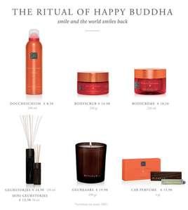 Rituals Happy Buddha verdwijnt! Nu nog met tot 25% korting te krijgen