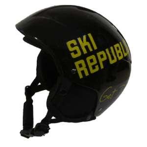 Cairn Skihelm Ski Republic zwart/geel (@1Dagactie.nl)