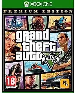 GTA 5 Premium edition Xbox one