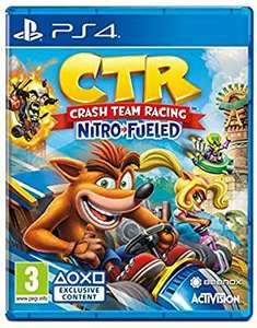 (CTR) Crash Team Racing - Nitro Fueled- ps4