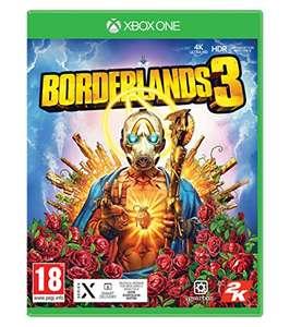 Borderlands 3 Xbox One (AT-PEGI) @ Amazon.de