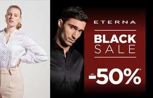 Black Friday SALE - zoals overhemden -50% voor €34,90 @ Eterna