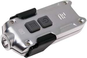 Nitecore TIP CRI oplaadbare, sterke sleutelhangerzaklamp