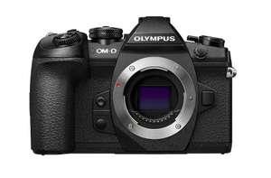 Olympus OM-D E-M1 II Zwart