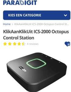 KlikAanKlikUit ICS-2000 Octopus Control Station