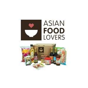 Geen verzendkosten bij Asian Food Lovers (Online Toko)