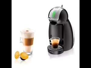 Dolce Gusto Genio 2 zwart + €60 koffietegoed @ Mediamarkt