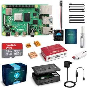 LABISTS Raspberry Pi 4 Model B 4 GB Ultimate Kit