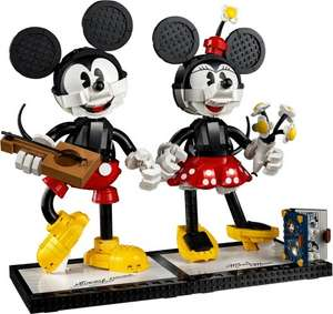 Lego Mickey Mouse & Minnie Mouse 43179