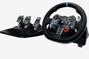 Logitech G29 Driving Force - Racestuur + pedalen - Playstation & PC