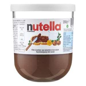 Albert Heijn: Nutella 200 gram 1+1 gratis!