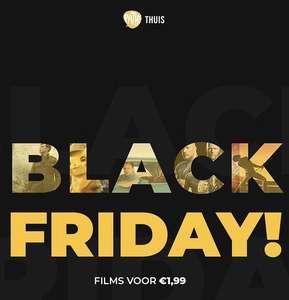 Pathé Thuis Black Friday films vanaf 1,99