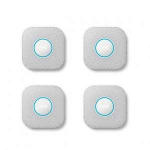 Google Nest Protect 4 pack Batterij