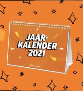 Gratis bureaukalender