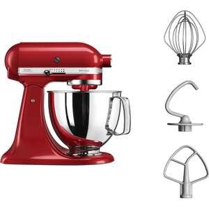 KitchenAid 5KSM125EER Artisan Keukenmixer 4,8 L Keizerrood