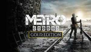 Metro Exodus Gold Edition PlayStation