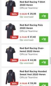 End of season sale op Verstappenshop.nl