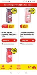 Le Mini Macaron Gel Manicure Kit