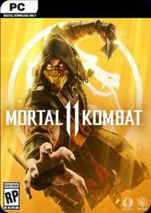 Mortal Kombat 11 PC Steam key