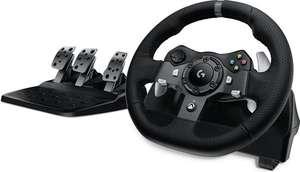Logitech G920/G29 Driving Force