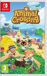 Animal Crossing: New Horizons Nintendo Switch Engelstalige hoes voor €42,92 inc verzending @ Amazon UK