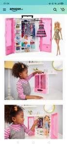 Barbie kledingkast