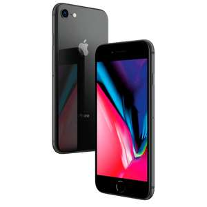 Apple iPhone 8 - 64GB Zwart @ Medion Store