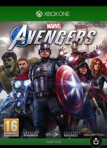 Marvel avengers Xbox one