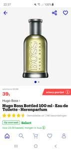 Hugo Boss Bottled 100ml