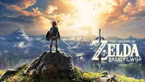 The Legend of Zelda: Breath of the Wild voor $39,99 @ US eShop (+ stappenplan)