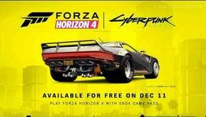 [gratis] cyberpunk 2077 Quadra Turbo-R V-TECH voor Forza Horizon 4