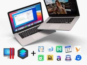 MacOS Software Bundel inclusief Luminar 4, Gemini 2, Goose VPN Lifetime en nog een paar apps
