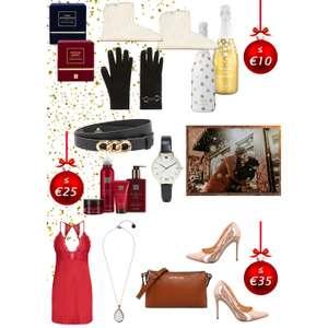Kerst shoptips - 12 cadeautjes voor haar - van €7,50 tot €35