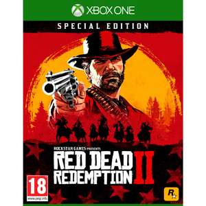 [winkel] Xbox One Red Dead Redemption 2 Special Edition