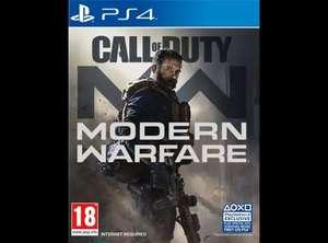 Call of Duty: Modern Warfare   PlayStation 4/Xbox One