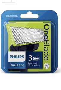 Philips OneBlade QP230/50 - 3 stuks Vervangmesjes -m