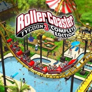 RollerCoaster Tycoon 3 Complete Edition (Switch)