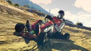 GRATIS Go-Kart in GTA Online komend weekend en meer bonussen tot 14 januari