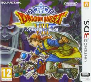 Dragon Quest VIII: Journey Of The Cursed King (3DS franse versie)