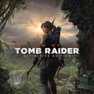Shadow of the Tomb Raider: Definitive edition (steam key)