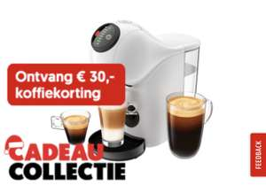 Dolce Gusto Genio S Wit