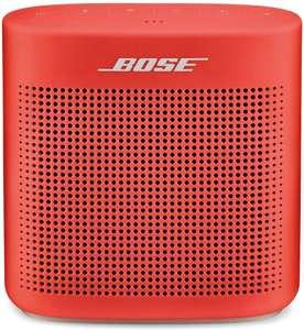 Bose SoundLink Color Bluetooth speaker rood