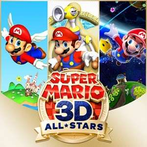 Nintendo Super Mario 3D All-Stars (Duits hoesje) || Amazon.de