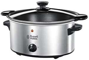 Russell Hobbs Cook at Home Slowcooker 3.5L