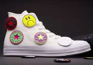 Converse Chuck Taylor All Star 70 'Multipatch' - inclusief 8 patches